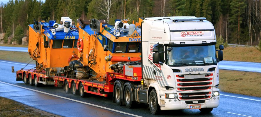 Transporting and Storing Construction Equipment - Equipment