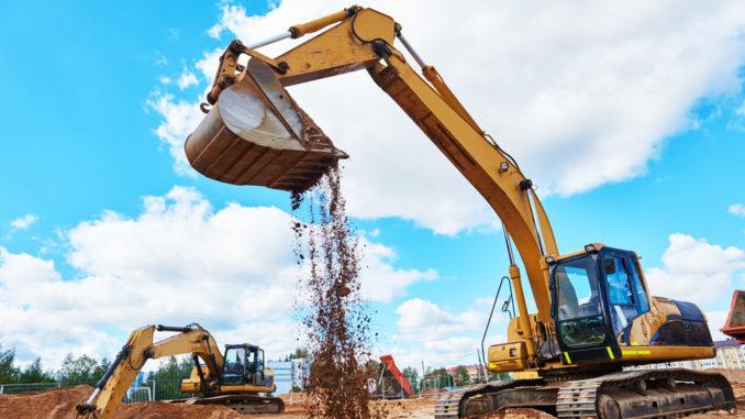 concrete mixers mass-production