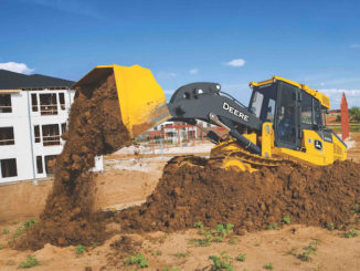 excavation equipment used for construction