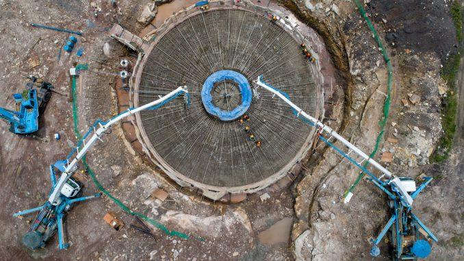 concrete mixer drum washout