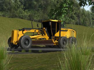 diggers digging up the road