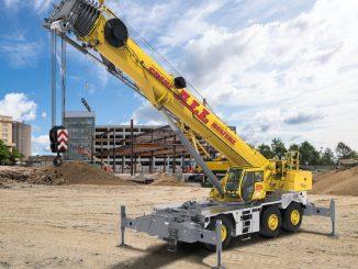 large machines earthmoving