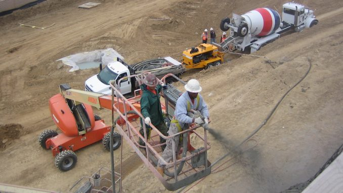 volumetric concrete technology