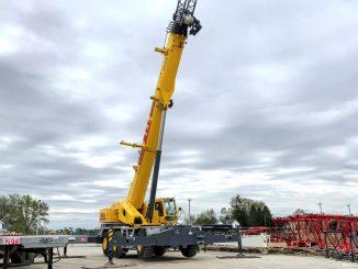 ALL Crane Adds 18 New Grove RTs