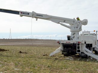 Terex Utilities introduces Strongest Digger Derrick in the Transmission Market
