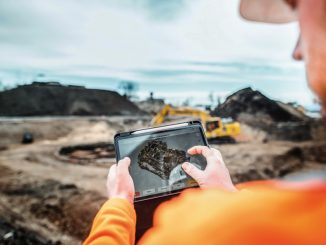 Little helpers, big results: Digitalization facilitates soil remediation on gas works site