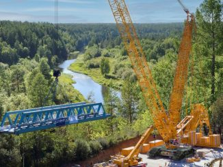 ALL Family of Companies New Purchase Will Be Largest Crane in Fleet