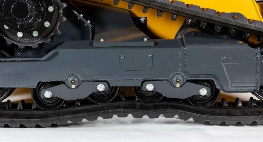reduce machine vibration and increase operator comfort