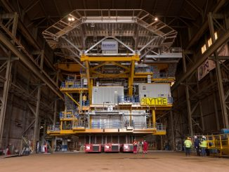 Mammoet and Scheuerle jointly launched the first SPMT
