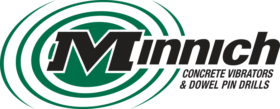 Minnich Manufacturing is the leading manufacturer of concrete dowel pin drills, concrete vibrators and vibrator monitoring systems