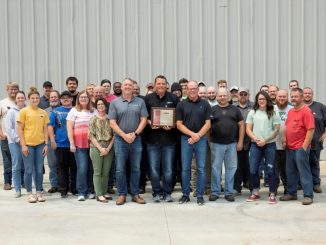 Minnich Manufacturing Awarded GOMACO's 2020 Supplier of the Year