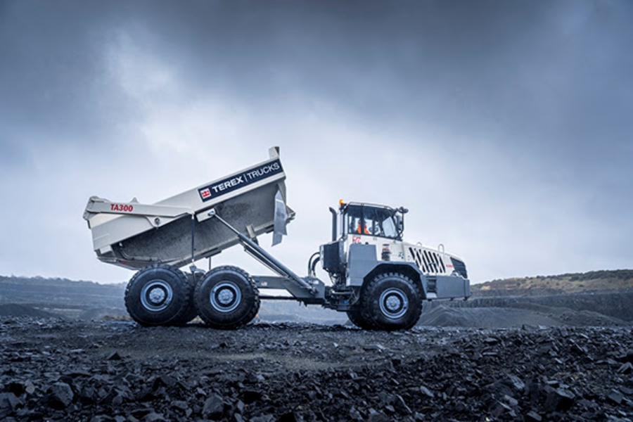Five reasons why Terex Trucks' articulated haulers are a great choice for tough tunnelling projects