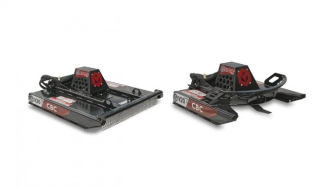 INTRODUCING TWO NEW MINI SKID STEER BRUSH CUTTER ATTACHMENTS