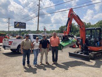 F&W Equipment Brings Ransome's Unique Attachments to Connecticut